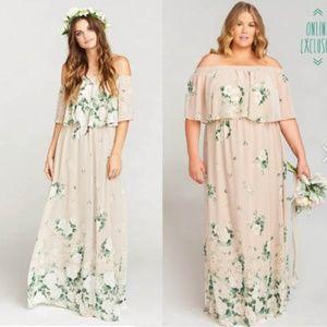 [Show Me Your Mumu] XL Hacienda Maxi Dress